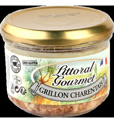 Grillons Charentais salés au sel de l'île de Ré