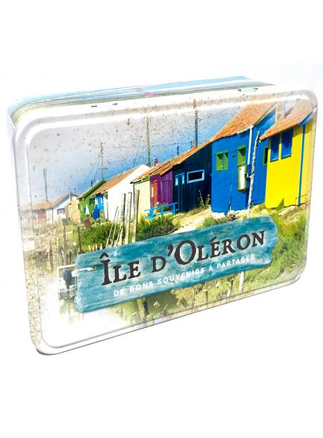 Boîte Ile d'Oléron Souvenirs à partager